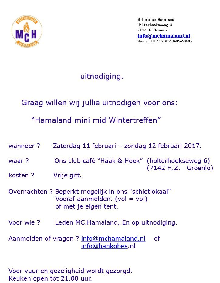 MCH uitnodiging wintertreffen